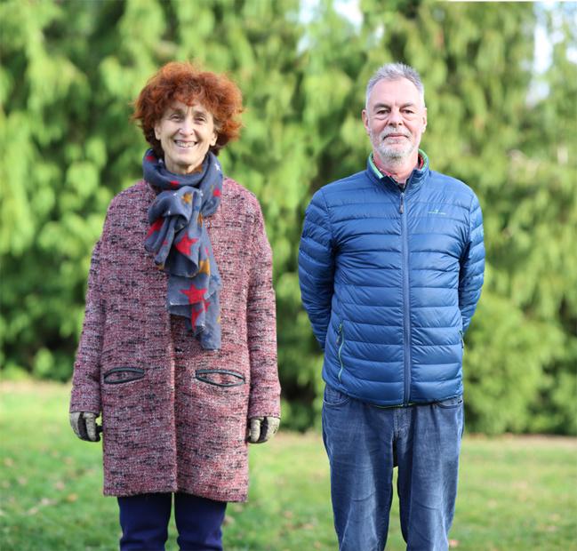 Véronique et Louis Lemonnier