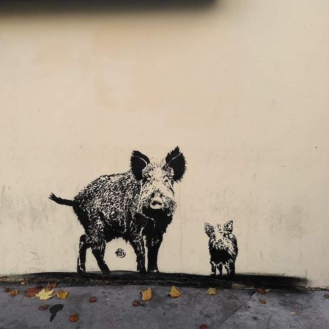 Photo prise dans une rue de Boulogne