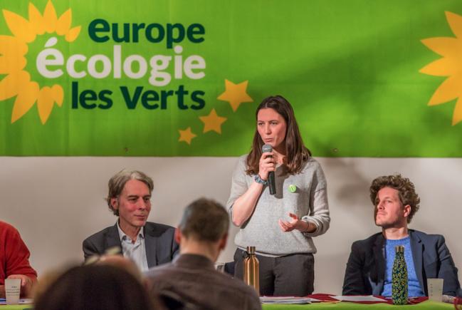 Discours de Pauline Rapilly Ferniot au meeting de L'Écologie pour Boulogne Billancourt