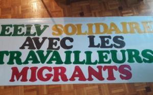 Solidarité et Réparation pour le foyer de travailleurs immigrés de Boulogne-Billancourt